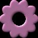 button rosa7
