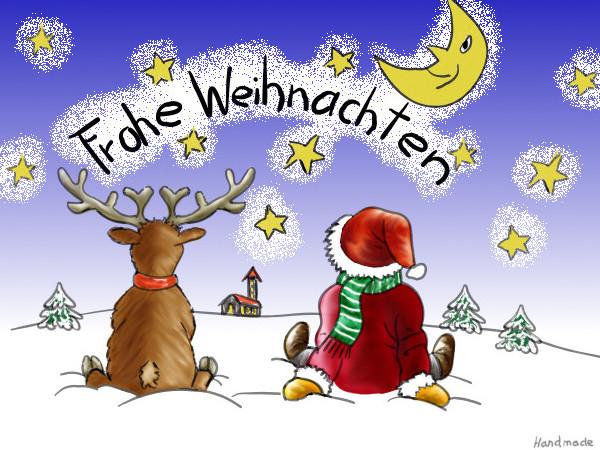 Weihnachtsbilder Gemalt.Werkstattbild Wettbewerb Adventskalender Weihnachtliches Weltweit