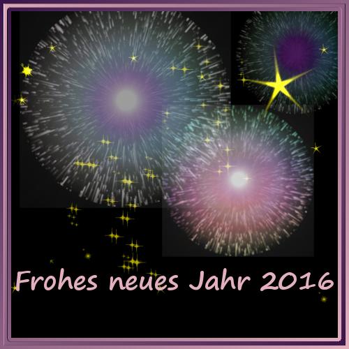 Guten Rutsch ins Neue Jahr - GIMP-Werkstatt
