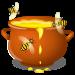 honigtopf bienen