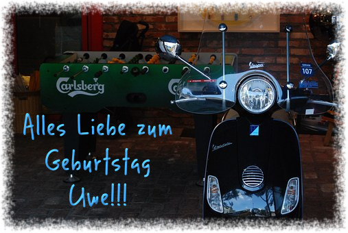 Uwe Seeler S Birthday Celebration Happybday To